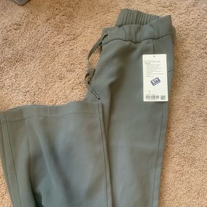 On the fly WL pant woven 6 GRSG